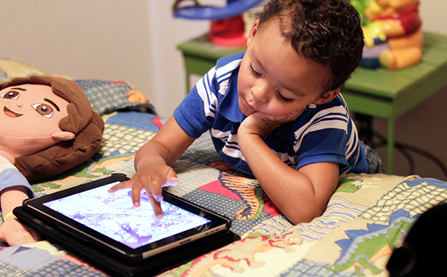 Children's Exposure to Electronic Media