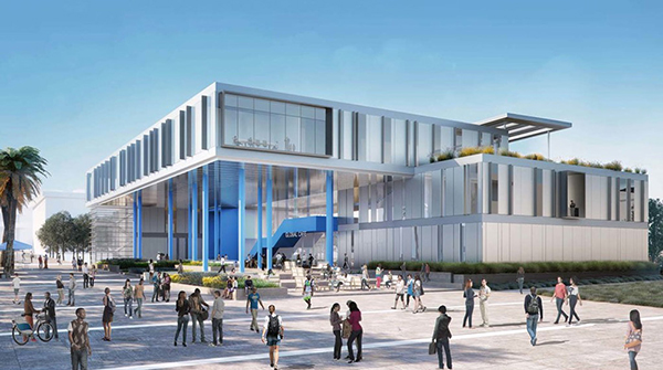 Center for Global Innovation Approved for CSUSB