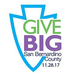Nonprofits and Donors Prepare for Give BIG San Bernardino 2017