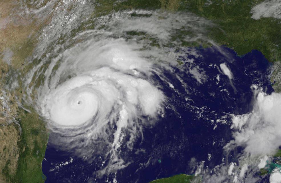 Hurricane Harvey Scam Prevention