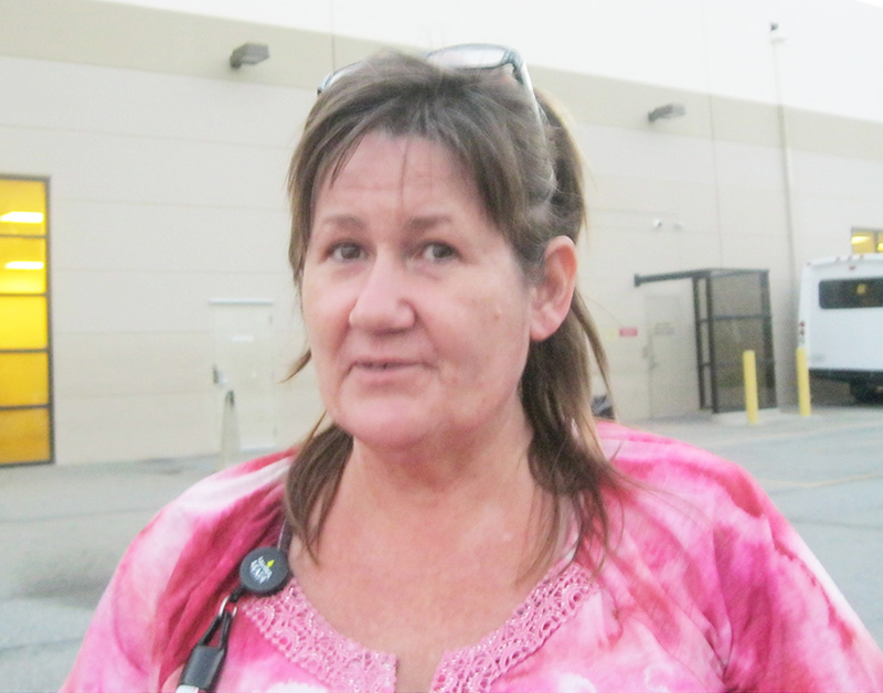 """""""As far as accommodations for the homeless, it's a nice place...The beds are clean. I feel blessed and 'I'm so thankful' to be able to stay in this place."""" - Leslie"""
