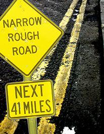 Rough Roads—As California's Transportation Infrastructure Crumples, State Legislators Debate
