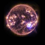 A Monster Solar Flare