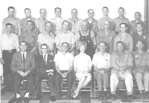 Calelectic Transportation Dept. 1963