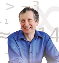 Mathematician Michel Lapidus