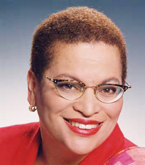 Julianne Malveaux Economist, Writer and President Emerita of Bennett College for Women