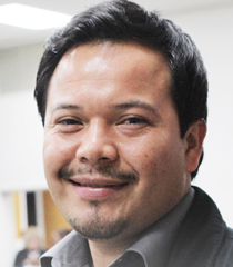 Sergio Luna, Community Organizer Inland Congregations United for Change