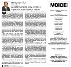 2013 NNPA Award Winner for Best Editorial