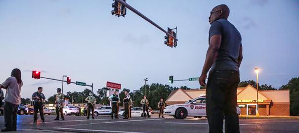 Analysis on Ferguson
