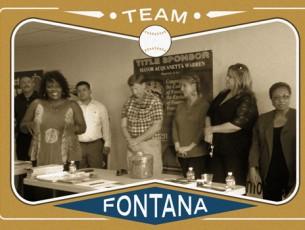Fontana's Major League Team