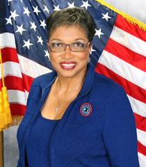 Assemblymember Cheryl R. Brown (D-San Bernardino)
