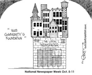 national newspaper week
