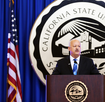 Governor Signs Legislation to Help CSU's Dreamers Dream Even Bigger