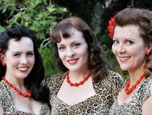 The Lindy Sisters Scheduled to Perform for Veteran's Day Program