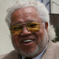 Pastor Norman Copeland