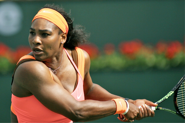 Serena's Return to Indian Wells Ends with No Answer