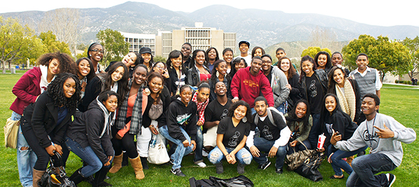 CPAG-BSU outing: CPAG sponsored field trip to Cal State San Bernardino Unity Day.
