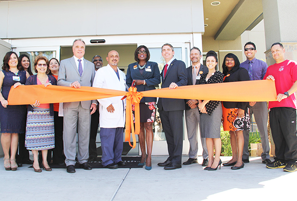 Emergency Department Expansion Complete, Ribbon Cutting Ceremony Commemorates Milestone