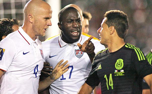 Mexico over USA 3-2 In North American Rivalry