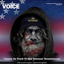 County On Track To End Veterans' Homelessness