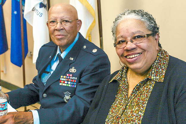 Riverside NAACP Hosts 45th Annual Anderson Copeland Veterans Recognition