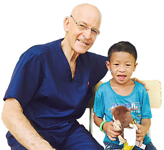 Introducing: Dr. Ted Holt & The Good Samaritan Medical & Dental Ministry