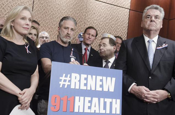 Victory for the James Zadroga 9/11 Health and Compensation Reauthorization Act