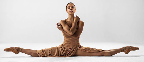 Ballerina Misty Copeland to Speak at UC Riverside