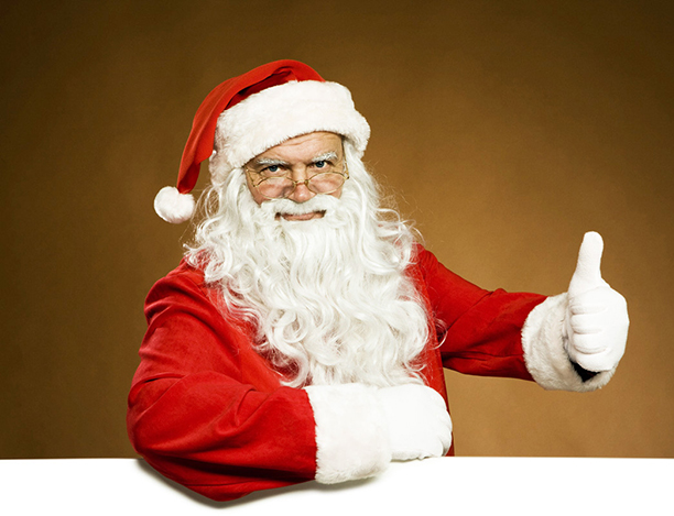 Santa Claus to Visit the San Bernardino Public Libraries