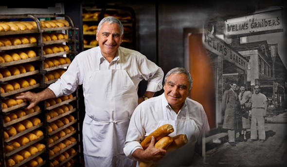 The Bakers, featuring the Perrone Brothers. © Benoit Malphettes