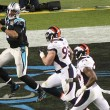 Denver's Defense Gets Defensive Against Carolina