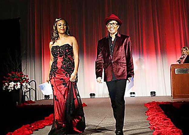 Cherie Crutcher & Edgar Santos. Photo by Chase Leland