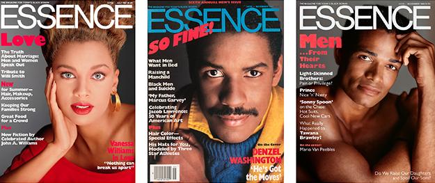 Classic Essence Magazine cover portraits by Benoit Malphettes