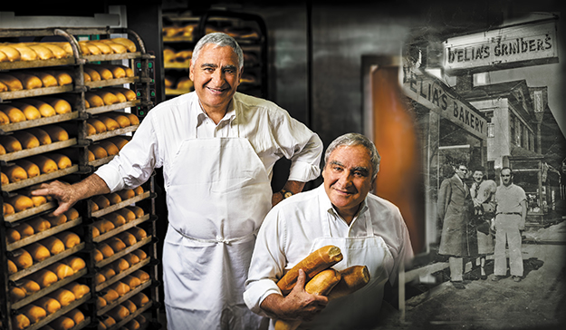 """The Bakers"" Joe & John Perrone"