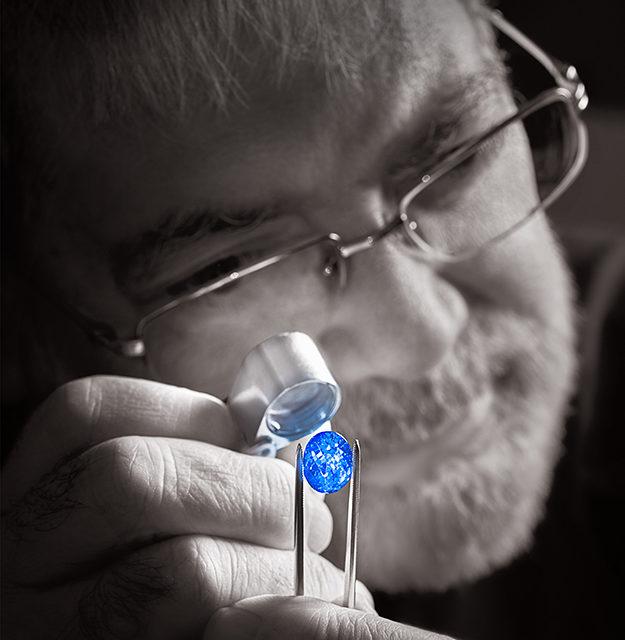 """The Jeweler"" Jim Sweaney"