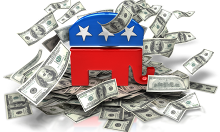 California GOP Donors Cut Presidential Campaign Donations