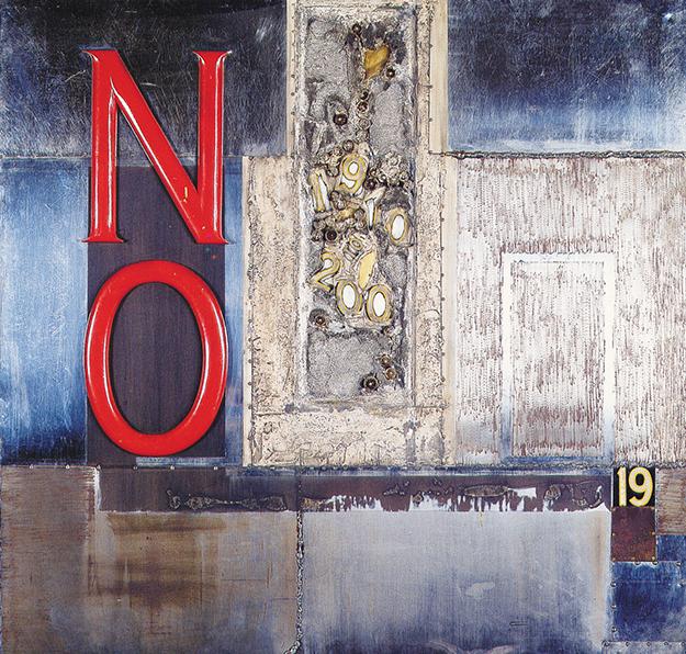 No Time for Jivin' by John Outterbridge