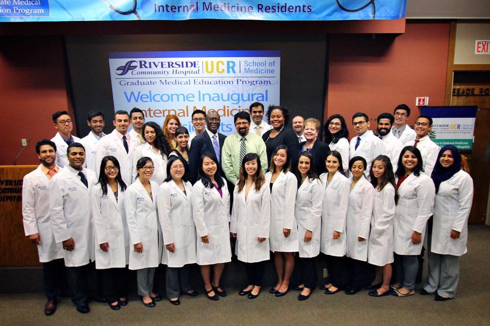 Riverside Community Hospital/UC Riverside School of Medicine Internal Medicine Residents