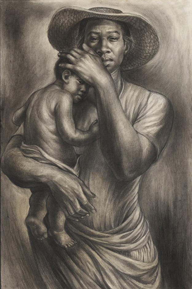 Ye Shall Inherit the Earth by Charles White