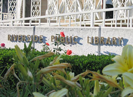 "Riverside County's downtown library launched ""MakerSpace"" program"
