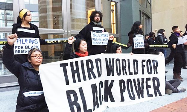third world black power