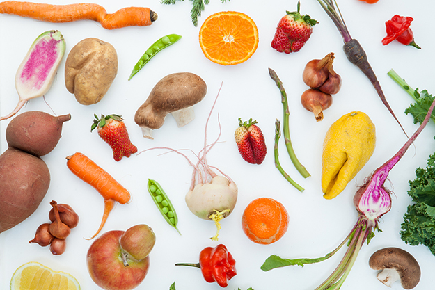 Eat Ugly Food and Avoid Food Waste