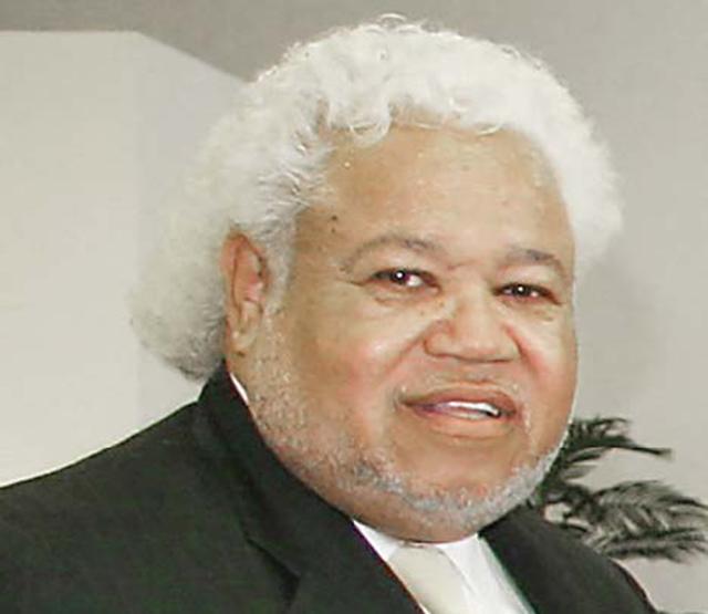 Rev. Norman Copeland