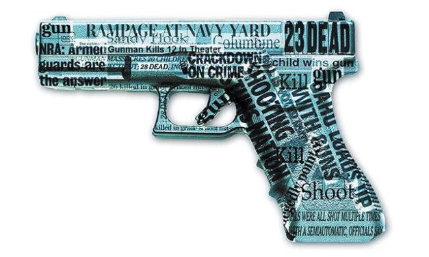 California Takes Control of Gun Control