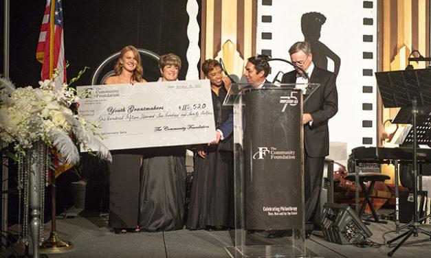 The Community Foundation 75th Anniversary Gala