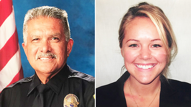 A City Mourns the Death of Two Police Officers