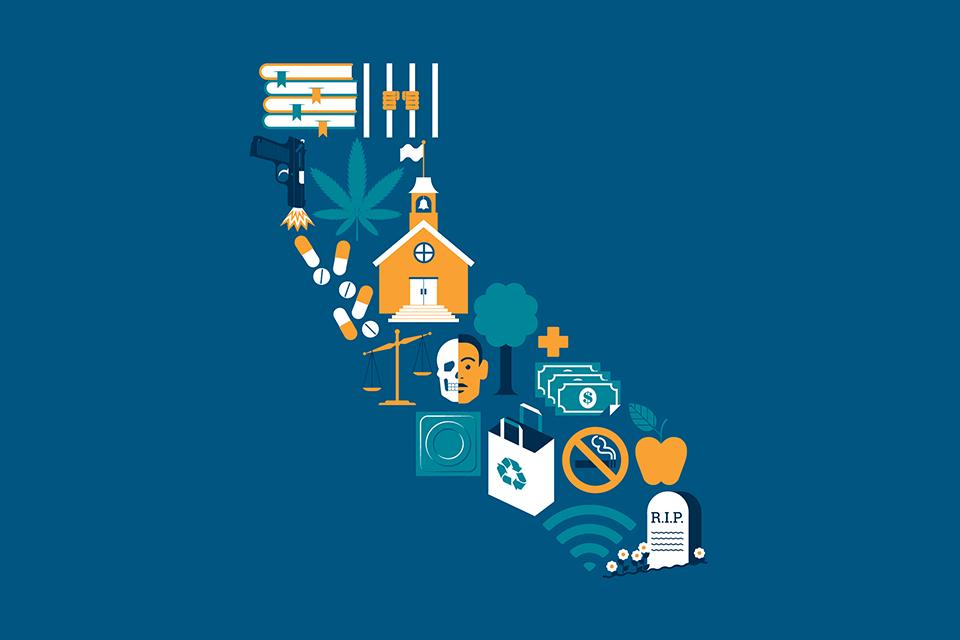2016 California Ballot Measures Results