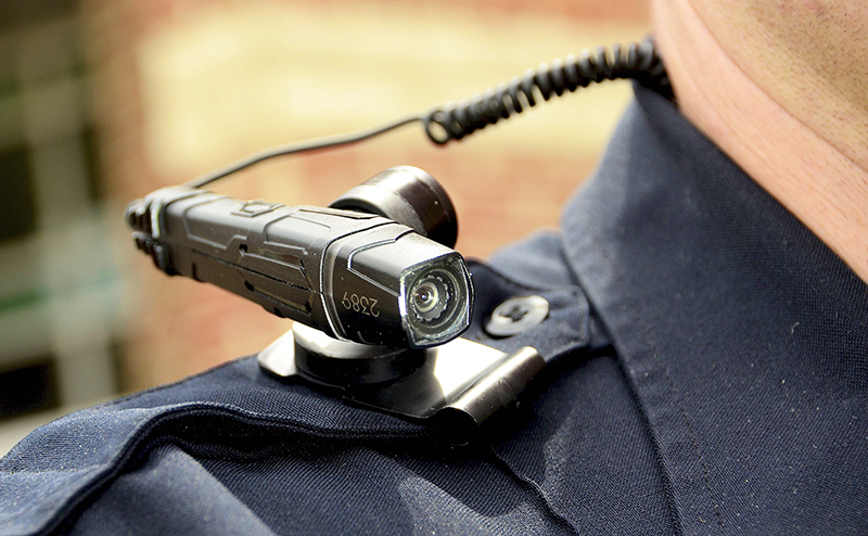 Body Camera Funding Approved for Riverside County Sheriffs