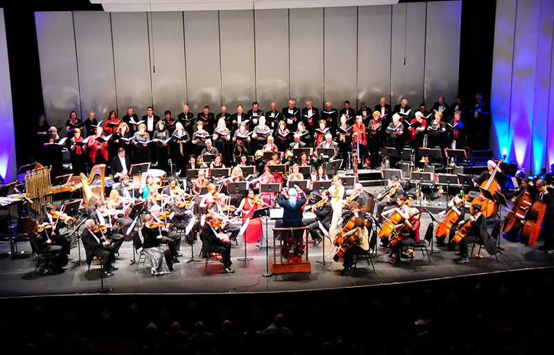 The San Bernardino Symphony Orchestra