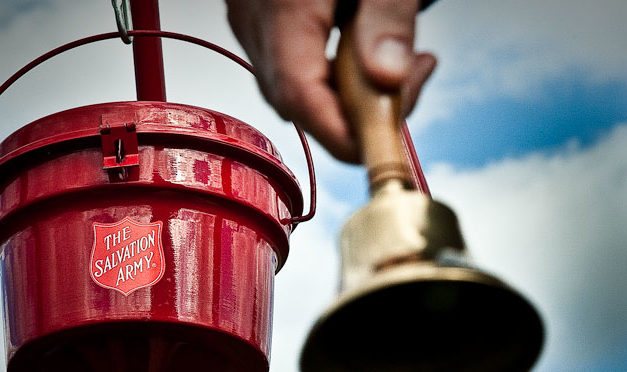 A Christmas Tradition Continues at The Salvation Army